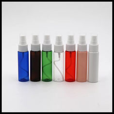 China Empty Perfume Plastic Spray Bottles Refillable Mist Pump Perfume Atomizer Plastic supplier