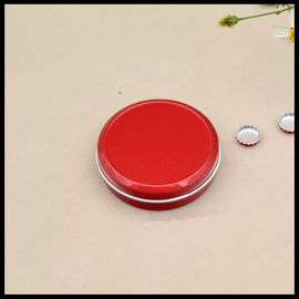 China 30g Red  Empty Aluminum Can China Wholesale Custom Made Color Size supplier