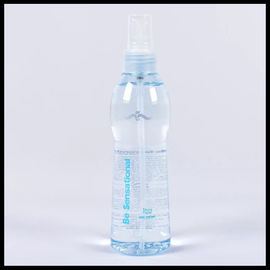 China PET 200ml Bottle Cosmetic Plastic Spray Bottle Gel Bottle Lotion Pump supplier