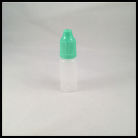 China 10ml Vape Juice LDPE PE E Liquid Bottles Enviromental Protected Material Durable factory