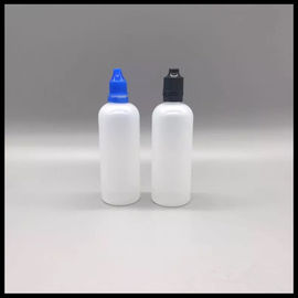 120ml Plastic Dropper Bottle , Health And Safety Medicine Dropper Bottle