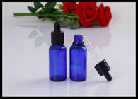 Liquid Medicine Essential Oil Glass Bottles 30ml Non - Toxic Material Long Lifespan