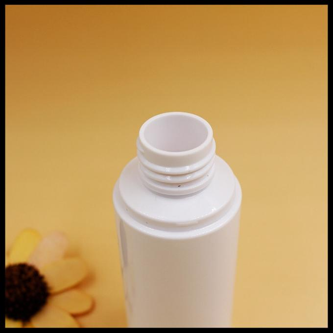Spray Perfume Plastic Spray bottles Cosmetic Containers Round Shape 100ml Capacity